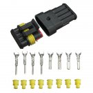 Car Motorcyle Sealed Waterproof Electrical Wire Connector Plug Set