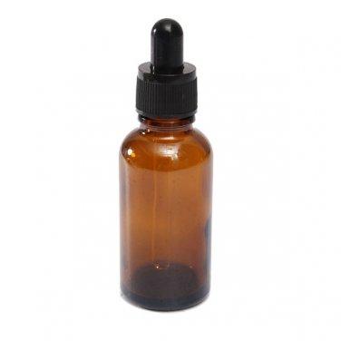 30ML Brown Empty Glass Essential Oil Perfume Dropper Bottle