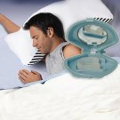 Silent Sleep Silicon Snore Stopper Anti Snoring Nose Clips Aids