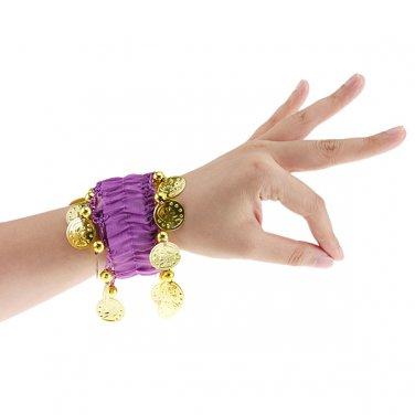 Belly Dance Dancing Wear Wrist Ankle Arm Cuffs Bracelets