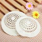 Silicone Drain Filter Kitchen Bath Sink Hair Strainer