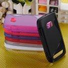 Nokia Lumia 710 Soft S-Line Wave Gel TPU Silicone Skin Case Cover