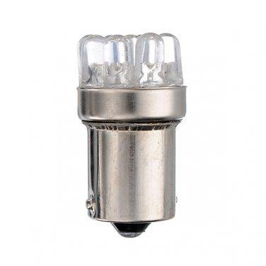 New 9 LED WHITE 1156 G18 BA15S TAIL or STOP Bulb Light DC 12V