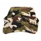 Dog Cat Pet Camouflage Baseball Sports Cap Hat With Ear Holes