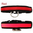LED Flashing Lighting Pet Collar Nylon Cat Adjustable Safety Rope