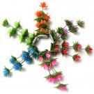 Aquarium Fish Tank Artificial Water Plants Grass Ornament