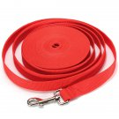 4.5m Pet Dog Cat Pure Color Pet Leash Simple Durable Dog Leash