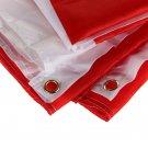 Poland Large National Flag 5 X 3FT