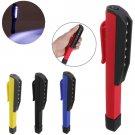 6 LED Mini Inspection Light Lamp Pocket Pen Work Torch Flashlight