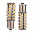 SMD LED Warm White P21W BA15S 382 Car Indicator Tail Light Bulb