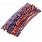 80pcs Assortment Ratio 2:1 Heat Shrink Tubing Tube Sleeving Wrap