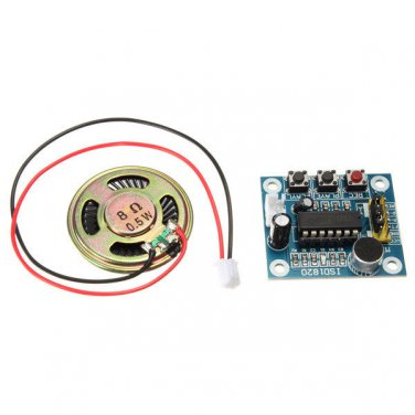 ISD1820 Sound Voice Module With Mic Sound Audio Loudspeaker