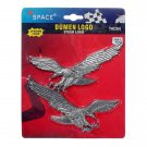 3D Personality Flying Eagle Car Metal Sticker