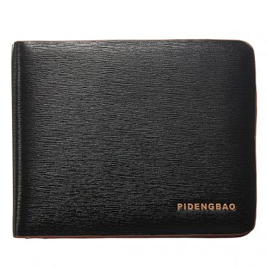 Men Bifold Credit ID Cards Holder Slim Wallet Money Purse Billfold