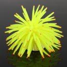 Aquarium Silicone Artificial Coral Plant Underwater Ornament