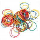 100pcs Multicolor Rubber Elastic Bands for Tattoo Machine Gun