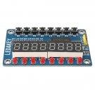 TM1638 Chip Key Display Module 8 Bits Digital LED Tube For AVR Arduino