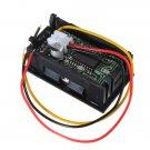 LED Mini 0.56 Inch Digital Voltmeter Panel Meter DC 0-99.9V 3 Wire