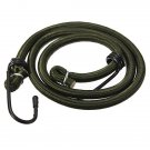12 18 30 Inch Elastic Elasticated Bungee Cords Military Army Straps