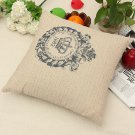 Printing Art Cotton Linen Pillow Cases Home Throw Cushion Covers