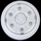 Wireless PIR Infrared Motion Sensor 6 LED Night Light Home Outdoor