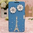 Bling Glitter Diamond PU Leather Flip Case For Samsung Note3 N9000