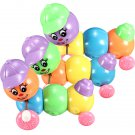 Cute Baby Funny Kids Colorful Inchworm Twist Forward Movement Toy