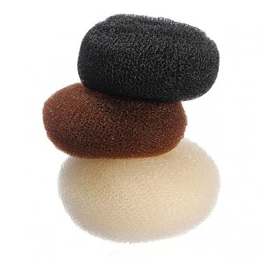 Former Donut Bun Ring Shaper Hair Headband Styler Maker Twist S M L