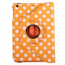 Dot 360 Rotating PU Leather Flip Stand Smart Case For iPad Mini 1 2 3
