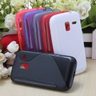 S-Line Wave Soft TPU Gel Case For Samsung Galaxy Ace 2 i8160