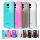Transparent Clear TPU Case For Samsung Galaxy S5 Mini