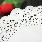 36pcs Round Paper Lace Doilies Place-mat Cake Decoration