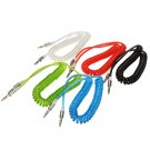 3.5mm Male to Male Plug Stereo Aux Audio Cable For MP3 MP4 iPod