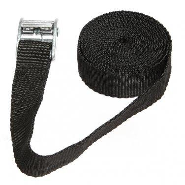 Cam Buckle Tie Down Heavy Duty Quick Lock Cargo Lash Belt