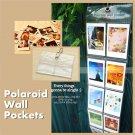 Polaroid Camera Photo Album Wall Pockets Hanging Decor Ornament