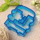 DIY Cake Bread Toast Sandwich Car Mold Baking Cookie Cutter