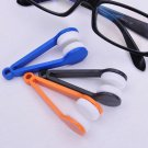 Sunglasses Glasses Eyeglasses Microfiber Brush Cleaner Tool