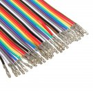 40 x 10cm Female To Female Breadboard Dupont Line Jumper Cable Wire