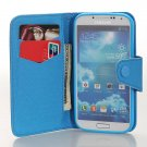 Flip PU Leather Case TPU Cover Stand For Samsung Galaxy S4 i9500