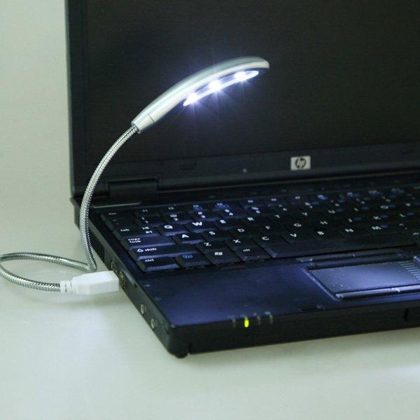 USB 3 LED light lamp flexible for PC/notebook/laptop