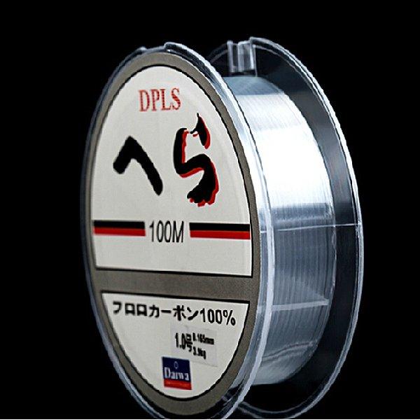 100m Daiwa Monofilament Clear Beading Thread Fishing Line