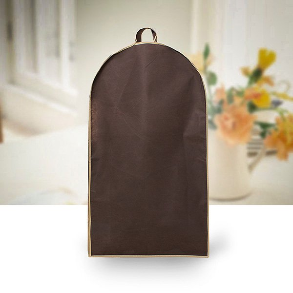 Wardrobe Hanging Suit Overcoat Dust Cover Clothing Storage Bag