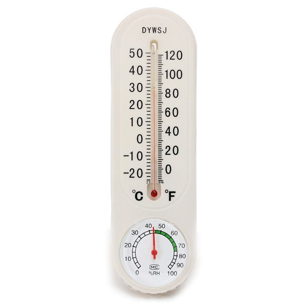 -20? ~ 50? Wall-mounted Measure temperature humidity Meter