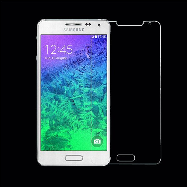 Anti-Explosion Tempered Glass Film For Samsung Galaxy Alpha G850F