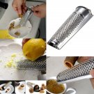 Stainless Steel Versatile Hand Held Nutmeg Citrus Ginger Grater