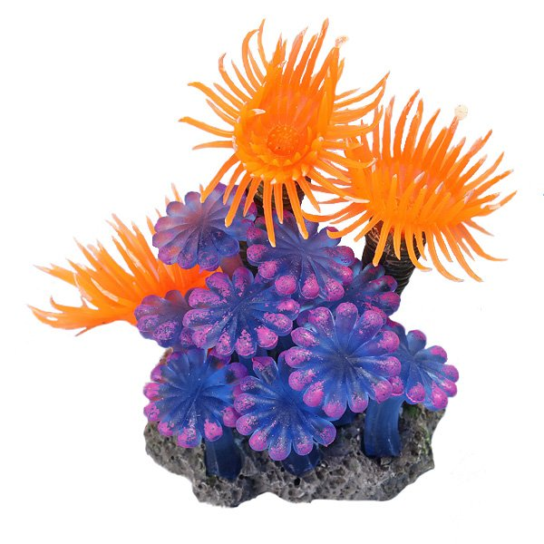 Resin Coral Aquariums Decoration For Fish Tank