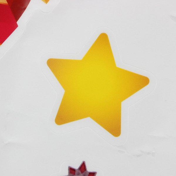 Christmas Santa Snowman House Window Decoration Wall Sticker