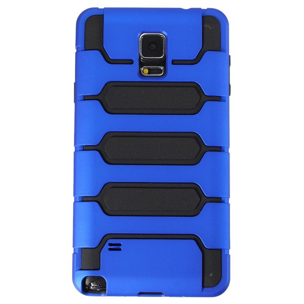 Hybrid Armor Rubber Silicone Case For Samsung Galaxy Note4 N9100