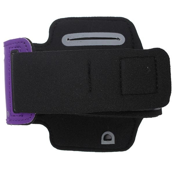 Sport Running Gym Soft Armband Case Pouch For iPod Nano 7 Gel