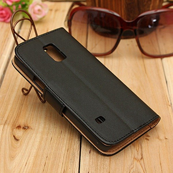 Filp Leather Case Cover For Samsung Galaxy S5 Mini G800